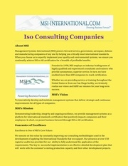 Fichier PDF iso consulting companies