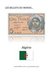 les billets du monde algerie