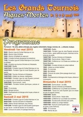 programme aigues mortes troupes
