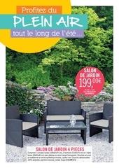 catalogue promotion mareco profitez du plein air