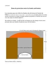 barrage anti bombe