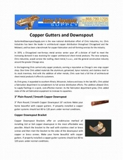 Fichier PDF copper gutters and downspout