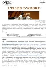 elisir damore operamarseille fichepedagogique20142015