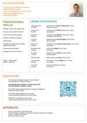 Fichier PDF curriculum vitae 2015 usa