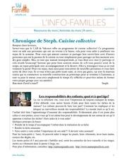 info familles avril 2015
