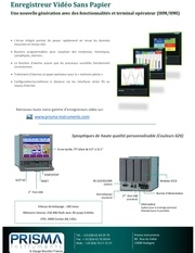 Fichier PDF newsletter enregistreur video