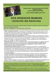Fichier PDF sos urgences mamans