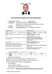 cv clement aganahi format eu french 01 2015