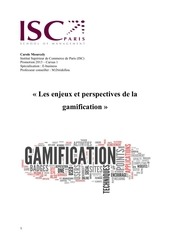 enjeuxperspectives gamification