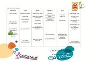 programme accueil avril