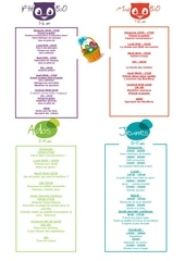 programme clubs enfants avril 2015 semaine 2