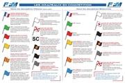 2 les drapeaux a4