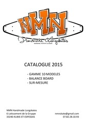 Fichier PDF catalogue