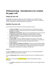 webmasteringresume