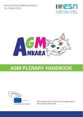 Fichier PDF agm plenary handbook 2015 web