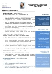 Fichier PDF cv matthieu fayet
