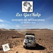 dossier sponsoring les gazhelp 2