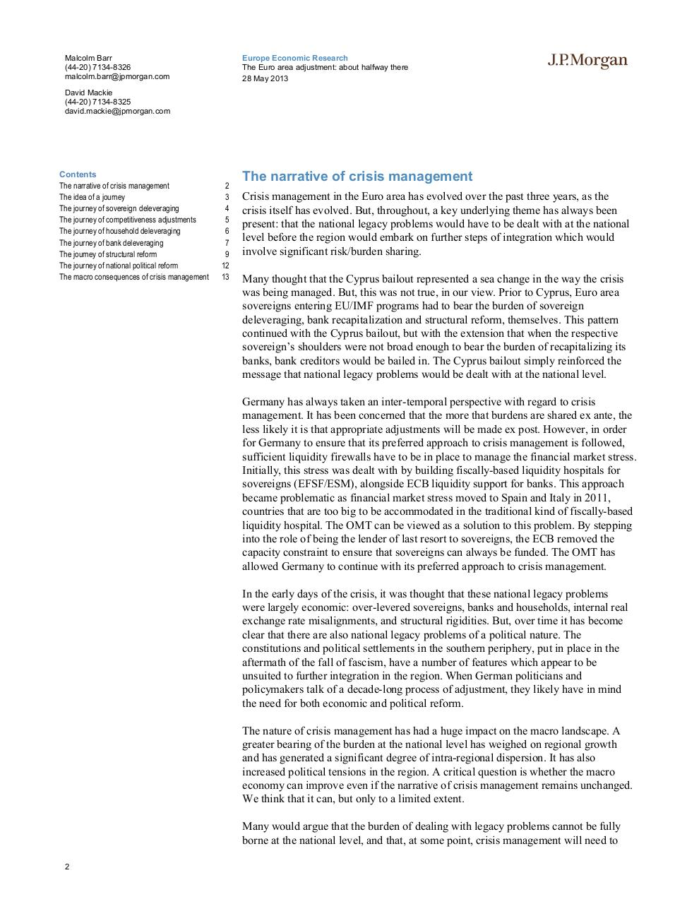 jpm-the-euro-area-adjustment-about-halfway-there.pdf - page 2/16