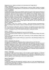 Fichier PDF reglement jeu concours