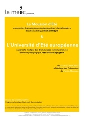 dossier d inscription universite d ete