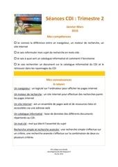 Fichier PDF mes competences