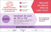 affiche evenementcarrieres saloncarrieres monteregie avril2015