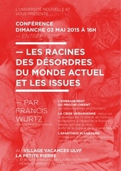 conference francis wurtz