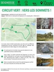 Fichier PDF fiche circuit vert