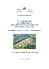 dp 70e anniversaire de fin des camps nazis