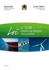 loi energies renouvelables relative aux energiesrenouvelables