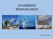 pdf les energies renouvelables