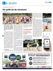 sportsland bearn 45 beach tennis
