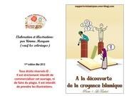 7 a la decouverte de la croyance islamique oum maryam