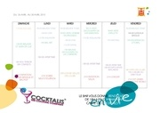 programme accueil avril 1