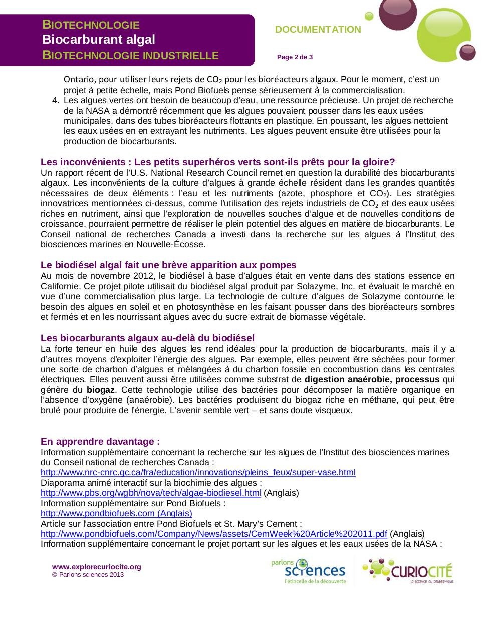 Aperçu du document Biocarburant-algal.pdf - page 2/3