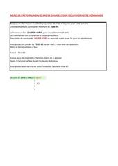liste fruits legumes semaine 18