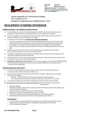 reglement d ordre interieur supershooting 2015