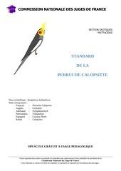 standard callopsite
