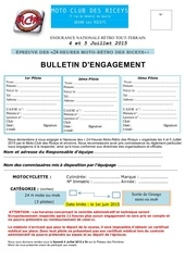 bulletin engagement 2015 1