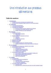Fichier PDF d1 geologie processus sedimentaires