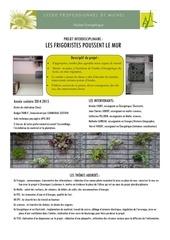 flyer mur vegetal