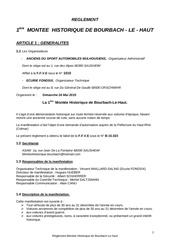 reglement bourbach 2015