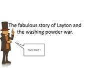 the fabulous story of layton
