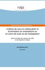 2 reeducation epaule recommandations
