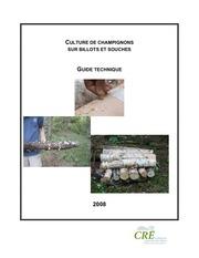 culture champignons sur billots et souches