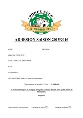 Fichier PDF bulletin d adhesion 2015 2016 1