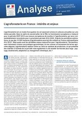 Fichier PDF l agroforesterie en france interets et enjeux
