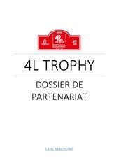 4l trophy dossier