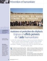 Fichier PDF enjeux et effets pervers de l aide humanitaire