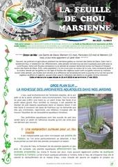 feuille de chou marsienne 8 mai 2015